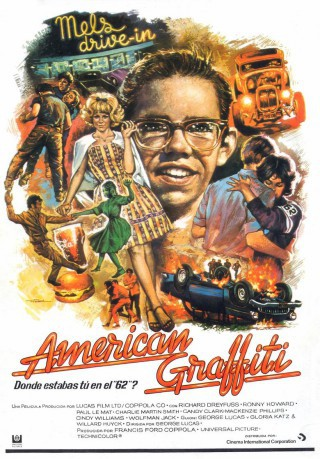 cover American Graffiti