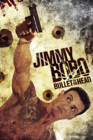 cover Jimmy Bobo - Bullet to the Head