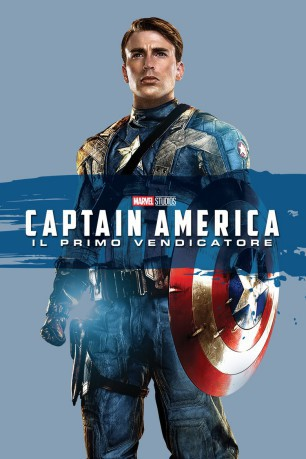 cover Captain America - Il primo Vendicatore