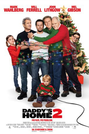 cover Daddy's Home 2