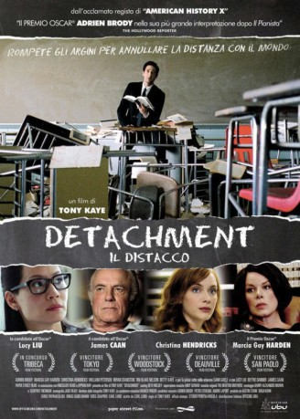 cover Detachment - Il distacco