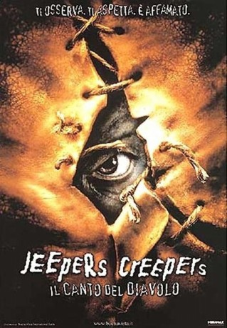 cover Jeepers Creepers - Il canto del diavolo