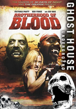 cover Brotherhood of Blood