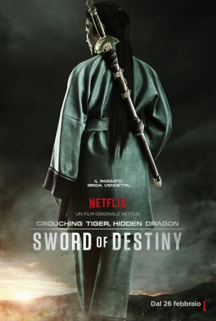 cover Crouching Tiger, Hidden Dragon: Sword of Destiny