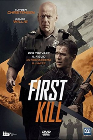 cover First Kill