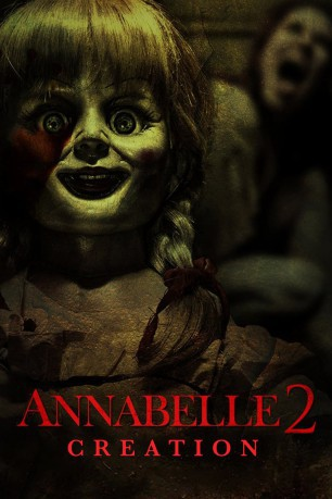 cover Annabelle 2: creation