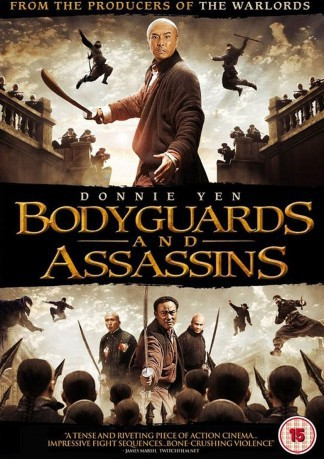 cover Bodyguards and Assassins