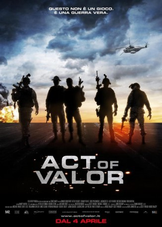cover Act of Valor
