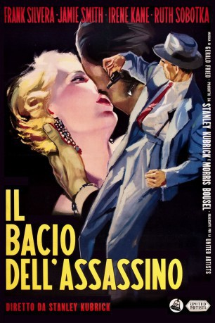 cover Il bacio dell'assassino
