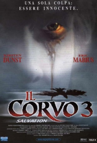 cover Il corvo 3 - Salvation