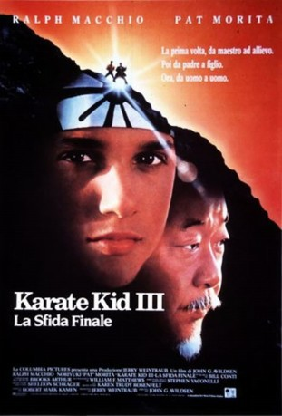 cover Karate Kid III - La sfida finale