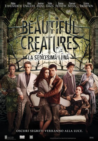 cover Beautiful Creatures - La sedicesima luna