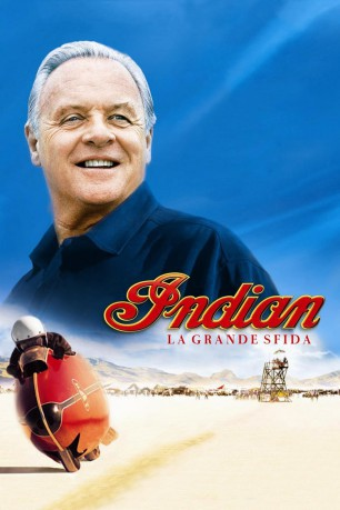 cover Indian - La grande sfida