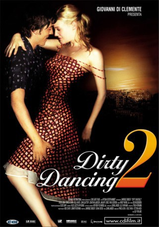 cover Dirty Dancing 2
