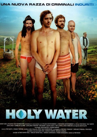 cover Holy Water
