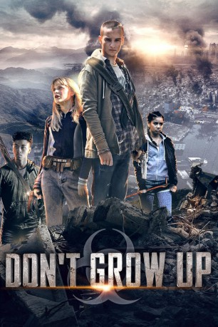 cover Don't Grow Up