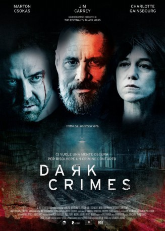 cover Dark crimes