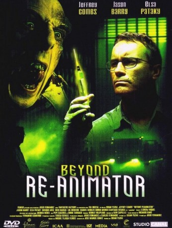 cover Beyond Re-Animator