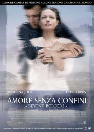 cover Beyond Borders - Amore senza confini
