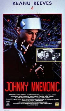cover Johnny Mnemonic